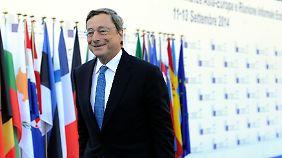 Europa braucht Investitionen: Draghi spielt Regierungen den Ball zu