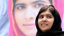 Der Friedensnobelpreis 2014 geht an den indischen Kinderrechtsaktivisten Kailash Satyarthi und die pakistanische Menschenrechtsaktivistin Malala Yousafzay. Das gab das norwegische Nobelkomitee in Oslo bekannt.