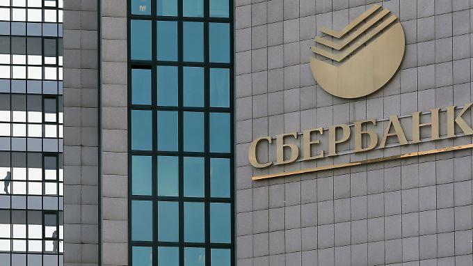 Sberbank hält fast ein Drittel des Vermögens des russischen Bankensektors.