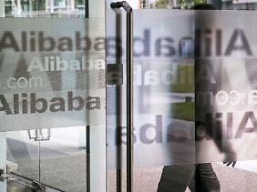 Wer ist beim Börsengang dabei? Alibaba putzt Klinken bei Großinvestoren.