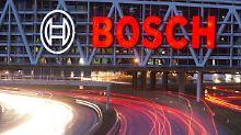 Übernahme geglückt: Bosch kann nun auch lenken