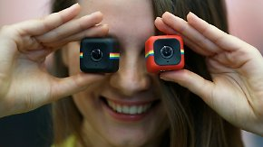 Ballkameras und andere Spielereien: Photokina zeigt neue Fototrends