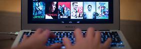Alte Inhalte für Deutschland?: Netflix startet und rudert schon
