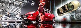 """Russischer """"Markt in Turbulenzen"""": Opel drosselt auf Einschicht-Betrieb"""