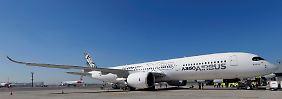 """""""Angespannte Budgetsituation"""": Airbus strafft sich"""