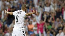 CL-Auftakt: Duselsieg für Liverpool: Real deklassiert Basel, Atlético patzt