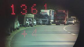 """""""Verkehrspolitisches Feigenblatt"""": Polizei kritisiert bundesweiten Blitzmarathon"""