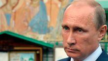 Stille Post zwischen Präsidenten?: Putin provoziert, Poroschenko plaudert