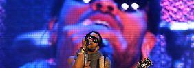 """Still sexy after all these years: Lenny Kravitz liebt """"Gefahr & Spiel"""""""