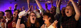 Referendum komplett ausgezählt: Schottland bleibt britisch
