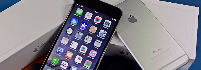 Von wegen fest verbaut: Was steckt im iPhone 6?