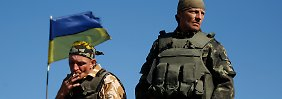 Ringen um Ukraine-Lösung: Eine Pufferzone ist nicht genug!
