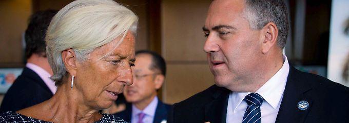 """""""Soll sich Fragen stellen"""": Putin soll zu G20-Gipfel kommen"""