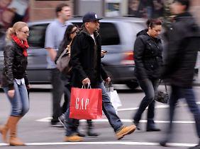 In den USA wächst die Angst vor einem Rückfall in die Rezession.