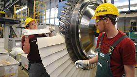 Übernahme von Dresser-Rand: Siemens will in den USA am Fracking-Geschäft mitverdienen