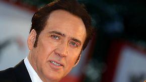 Promi-News des Tages: Nicolas Cage beichtet Abschlussball-Desaster