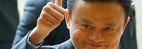 Die neue Goldgrube: Alibaba-Chef Ma ist reichster Chinese