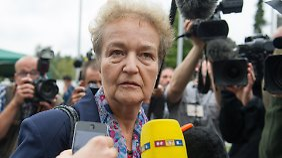 Die Juristin Herta Däubler-Gmelin war von 1998 bis 2002 Justizministerin. Bis 2009 saß sie für die SPD im Bundestag.