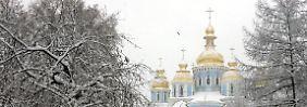 """Durchbruch im Gasstreit: Ukraine hofft auf """"Winterfrieden"""""""