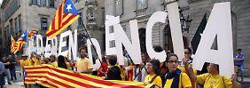 Razzia kurz vor Wahlkampfbeginn: Katalonien-Partei unter Korruptionsverdacht