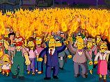 """Eine Figur der """"Simpsons"""" ist gestorben - wird es nun Fanproteste geben?"""
