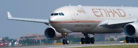 Flugrechte seien entgegen bestehender Luftverkehrsabkommen genehmigt.