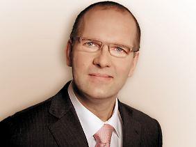 """Uwe Günther ist Gründungsgesellschafter und Geschäftsführer der """"BPM - Berlin Portfolio Management GmbH"""". Außerdem fungiert er als Co-Anlageberater des Mischfonds BPM-Global Income Fund."""