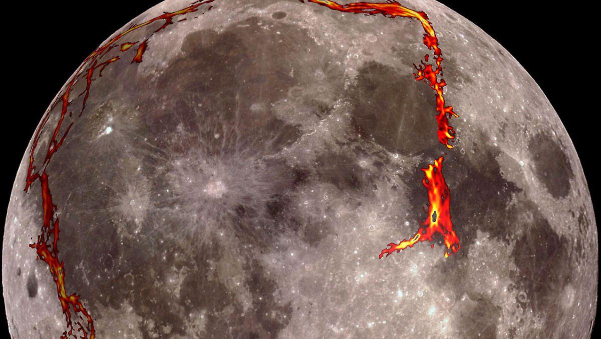 So kam es zum Mondgesicht