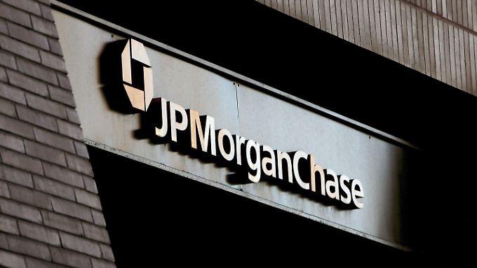"""""""Ihr Geld bei JP Morgan Chase ist sicher."""""""