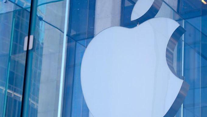 Marke mit Biss: Der Wert von Apple stieg um 21 Prozent auf 118,9 Milliarden Euro.