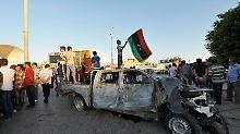 Die Stadt Bengasi gehört zu den seit dem Sturz Gadaffis am stärksten umkämpften in Libyen.