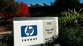 Der US-Computerbauer Hewlett-Packard steht vor einer bedeutenden Umstrukturierung.