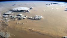 Aus dem Album des Astronauten: Gersts Blick auf die Welt