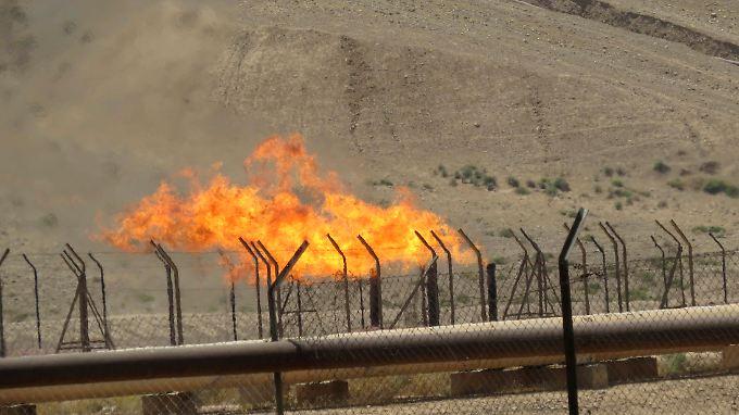Mit irakischem Öl wollen sich die Terroristen die Gunst Moskaus erkaufen.