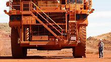 In der Region Pilbara im Nordwesten Australiens ist Rio Tinto der mit Abstand bedeutendste Arbeitgeber.