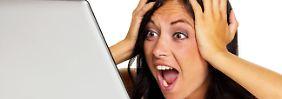 Blechen oder Bildschirmsperre: Erpresser-Software wird populärer
