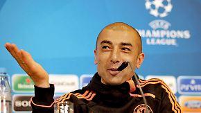 Rauswurf von Trainer Jens Keller: Schalke präsentiert Roberto di Matteo als Nachfolger