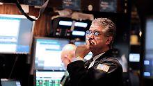 Banken, Boeing, BIP: Wall Street rettet Gewinne knapp