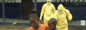 """""""Ebola zerreißt uns"""": Notfall-Team kämpft gegen Epidemie und Aberglaube"""