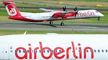 Dämpfer bei Sanierung: Behörde macht Air Berlin das Leben schwerer