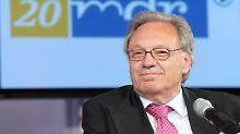 Gottschalk-Entdecker, Medienmacher: MDR-Gründungsintendant Udo Reiter tot