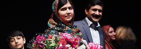 Friedensnobelpreis an 17-Jährige: Malala ist nicht nur ein Vorbild