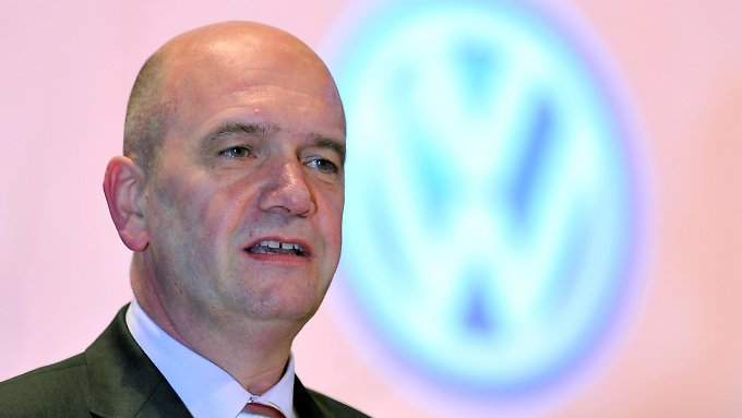 Der wortmächtige Betriebsrats-Chef Bernd Osterloh geht in Stellung.