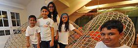 """""""Zahlen sind unsere Leidenschaft"""": 13-Jähriger ist Weltmeister im Kopfrechnen"""