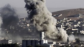 Weiterer Vormarsch der IS: Situation für Kurden in Kobane wird immer verzweifelter