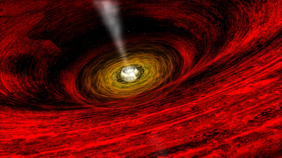 Hawking-Strahlung nachgebaut