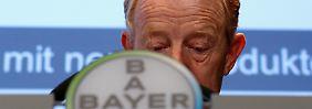 Kontrollierte Experimente: Bayer-Chef plädiert für Fracking-Erprobung