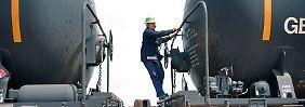 Mega-Fusion in Nordamerika: Eisenbahnen wollen die Öl-Welle reiten