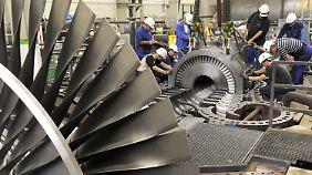 Mehr Investitionen gefordert: Ukraine-Krise schwächt die Konjunktur