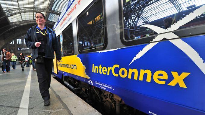 Aus für den Connex im Dezember: Die Linie zwischen Leipzig und Warnemünde wird eingestellt.